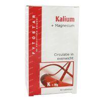 Kalium + Magnesium 60  tabletten