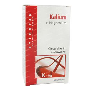 Kalium + Magnesium 60 St Tabletten