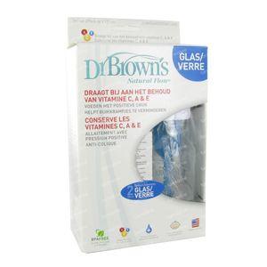Dr Brown Tetine Verre 240 ml