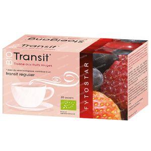 Fytostar Tisane Bio Transit 20 St Sachets
