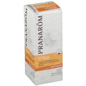 Pranarom Citrus Essential Oil 30 ml