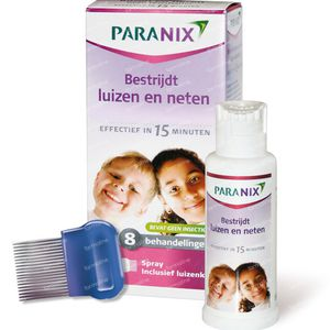 Paranix Spray + Comb 100 ml
