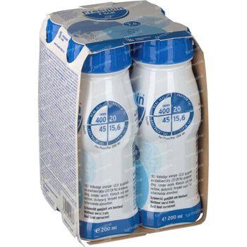 Fresubin 2 Kcal Drink Neutraal 4x200 ml