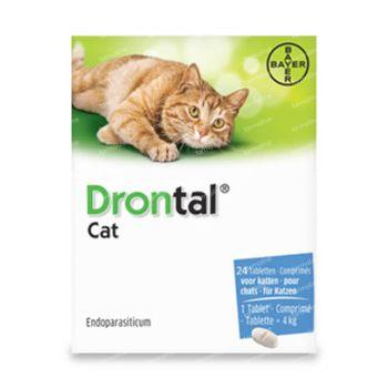 Drontal Cat 24 comprimés
