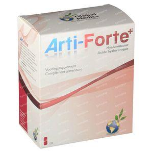 Arti-Forte+ Glucosamine/Chondroïtine Collageen MSM 120 tabletten