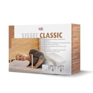 Sissel Classic Head Pillow Large Stand + Cover 1 pezzo