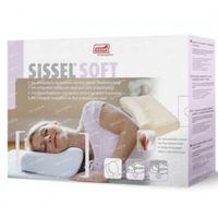 Sissel Soft Hoofdkussen Visco-Elastisch Hoofdkussen + Fluwelen Overtrek Large 1 st