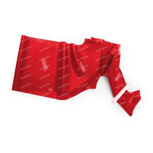 Sissel Fitband 2M Medium Red + Clip 1 pezzo