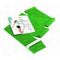 Sissel Fitband 2M Strong Groen + Clip 1 st