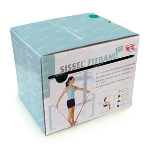 Sissel Fitband 46M Strong Green 1 pezzo