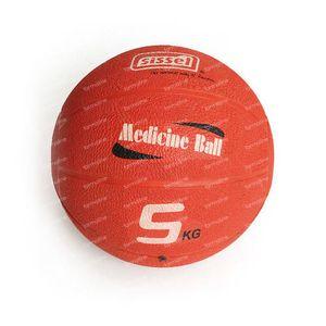 Sissel Medicine Ball 28cm Red 5 kg