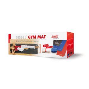 Sissel Gym Mat 180x60x1,5cm Blue 1 pezzo