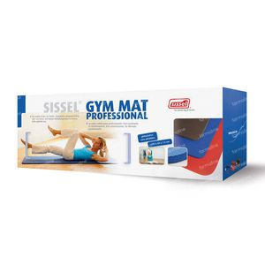 Sissel Gym Mat Professional Red 1 pezzo