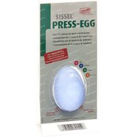 Sissel Press-Egg Medium Bleu 1 st