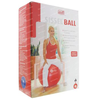 Sissel Ball Ballon 75cm Rouge 1 pièce