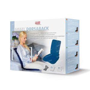 Sissel Dorsaback + Pad Dossier Bleu 1 pièce
