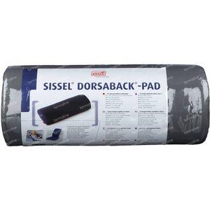 Sissel Pad Soutien Lombaire Pour Dorsaback Gris 1 pièce