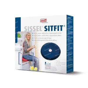 Sitfit 33 cm blauw 1 stuk