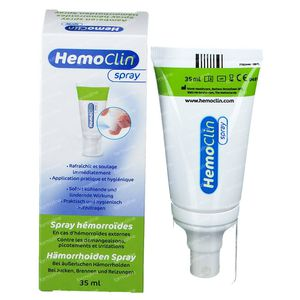 Hemoclin Aambeienspray 35 ml spray