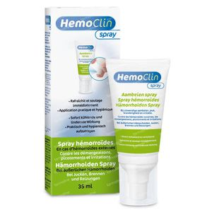 Hemoclin Hemorrhoids Spray 35 ml spray