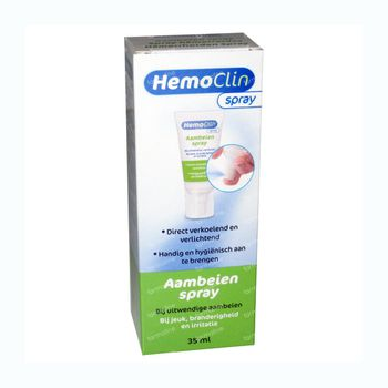 HemoClin Spray Hémorroïdal 35 ml
