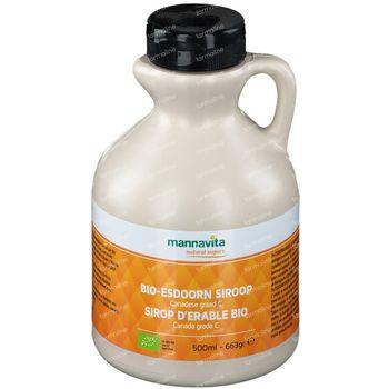 Mannavita Sirop d'Érable 500 ml