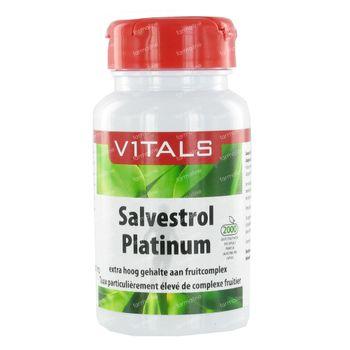 Salvestrol platinum 60 capsules