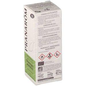 Pranarom Ravensara Aromatisch Bio 769 Essentiële Olie 10 ml
