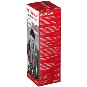 STARBALM Massage Lotion 200 ml