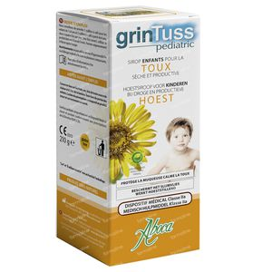 Aboca Grintuss Pediatric 180 g jarabe