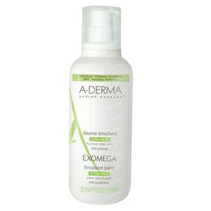 A-Derma Exomega Emollient Balm 400 ml