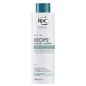 Roc Keops Showergel 400 ml