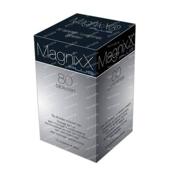 MagnixX Plus 80 tabletten