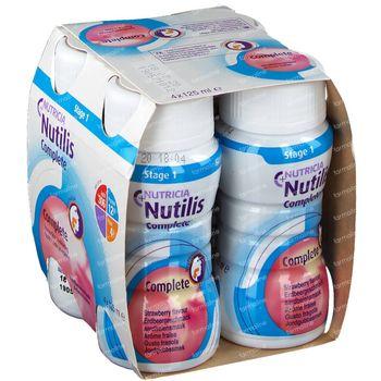 Nutilis Complete Aardbei 500 ml
