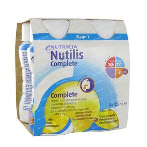 Nutilis Complete Vanilla 500 ml