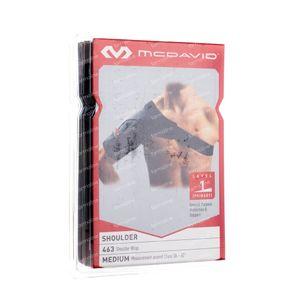 McDavid Schouderbrace Lightweight Zwart Maat M 1 stuk