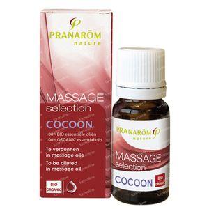 Pranarom Massage Selection Cocoon Huile Essentiel 10 ml