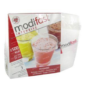 Modifast Intensive Starterspack Mix 6x47 g sachets