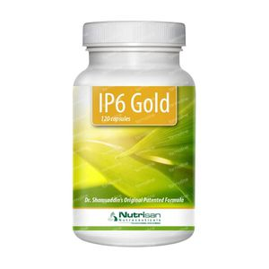 Nutrisan IP6 Gold 120 capsules