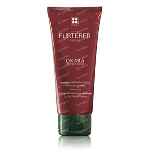 Rene Furterer Okara Protect Color Mascarilla Sublimadora 100 ml