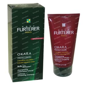 Rene Furterer Okara Radiance Enhancing Shampoo 150 ml Tubo