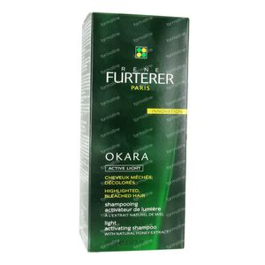 Rene Furterer Okara Active Light Shampooing Activator of Light 150 ml
