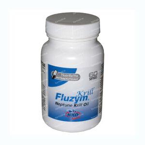 Fluzym Kill 500mg Nutrifarma 60 capsules
