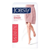 Jobst Ultrasheer Classe 2 Confort Cuisse M Ag Ouvert Orteil Naturel 1 st