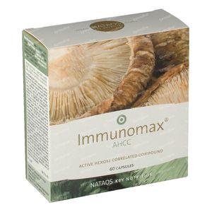 Immunomax AHCCNataos Key Nutrition Immunomax AHCC 60 capsule