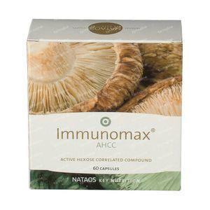 Nataos Key Nutrition Immunomax AHCC 60 cápsulas