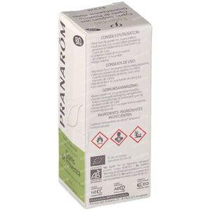 Pranaom Cyprès Toujour Vert Bio Huile Essentielle 5 ml