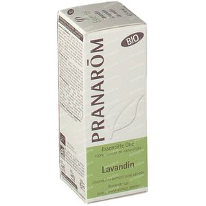 Pranarom Lavandin Abrialis Bio Essentiële Olie 10 ml