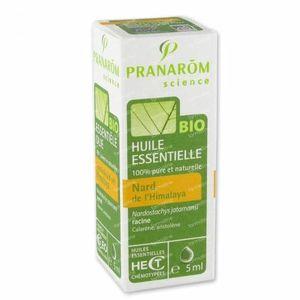 Pranarom Nard De L'Himalaya 7435 Essentiële Olie Bio 5 ml
