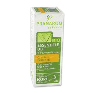 Pranarom Tsuga Canadensis Bio Essentiële Olie 5 ml